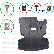 Attache de cache sous moteur BMW serie 1 et 3 E81 E82 E87 E88 E90 E91 E92 E93