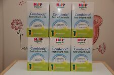 6-BOXES-HiPP-Organic-Combiotic-First-Infant-Milk-Stage-1-UK-Version-800g  3/19