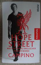 Campino Hope Street Wie Ich Einmal Englischer Meister Wurde Piper Verlag NEU