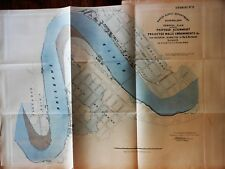 HENDERSON, J.B. Floods in Brisbane River, and Schemes for Abatement... 1896.