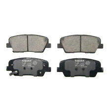 Disc Brake Pad Set Rear Federated D1284C