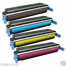 FULL SET of Toner Cartridges for laserjet 3600 3600N CP3505DN