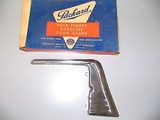 NOS Rear Fender Gasoline Fuel Gas Door Guard 51 52 53 54 Packard # 457566
