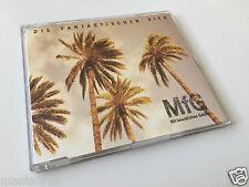 Die Fantastischen Vier - MfG Mit freundlichen Grüßen - Maxi CD Single