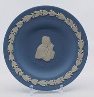 Wedgwood Jasperware Joannes Pavlvs II Small Plate Dish Pope John Paul England