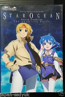 "JAPAN Star Ocean Second Evolution ""The Complete Guide"""