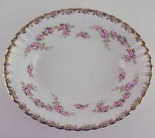 Oval Serving Bowl Royal Albert Dimity Rose vintage bone china England