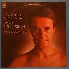 MAHAVISHNU ORCHESTRA INNER WORLDS PC 33908 VINYL LP 1976 PLAYS GREAT! VG++!!