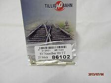 Tillig TT 25 x NS Schienenverbinder  Art.-Nr:86102  neu