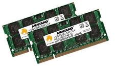 2x 1gb 2gb RAM de memoria para Dell Inspiron 1300 1501 6000 - 533mhz