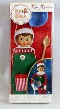 Elf on the Shelf Sweet Shop Chef Costume Claus Couture NEW