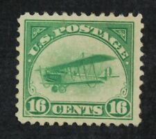 CKStamps: US Air Mail Stamps Collection Scott#C2 16c Unused NH Appear Regum