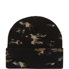 CONVERSE MENS / WOMENS CAMO BEANIE HAT.SPACE MOUNTAIN WARM WOOLLY KNITTED 9W 20