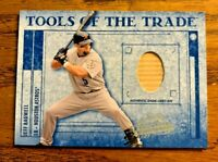 2003 PLAYOFF ABSOLUTE MEMORABILIA TOOLS OF THE TRADE Jeff Bagwell 57/250