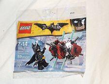 NEW  Lego Batman Movie Theme 30522 Batman in the Phantom Zone 59 Pieces