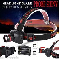 Ultra Bright 3000LM CREE XM-L LED Scheinwer Headlight Head Light Lamp AAA Neu