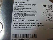 Seagate 250GB Barracuda ES (ST3250620NS) 7200RPM/ SATA/ 8MB cache/ 3.5