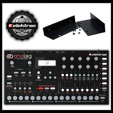 Elektron Analog Four - 4 Voice Analog Synthesizer Analog 4 NEW FREE RACK EARS!