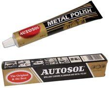 Autosol Metal Polish Metall und Chromglanz Politur Wachs Politurpaste 75ml