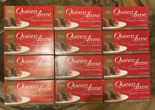 12 BOXES Queen Anne Milk Chocolate Cordial Cherries Expires November 2021!