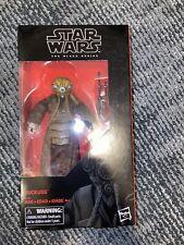Star Wars The Black Series Zuckuss 6-inch Action Figure - Exclusive