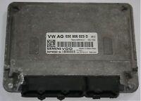 VW Polo Engine Control Unit ECU 1.2 BME 03E 906 023 D 03E906023D