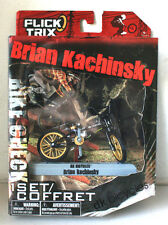 New Flick Trix 2010 Bike Check Brian Kachinsky Finger Bike #Q55