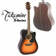 TAKAMINE  ED2DCBSB. NEW MODEL. ACOUSTIC/ELECTRIC D SERIES GUITAR GLOSS FINISH