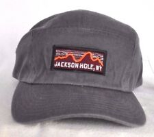 *JACKSON HOLE WYOMING* Camper Ball cap hat embroidered *OURAY 51288*