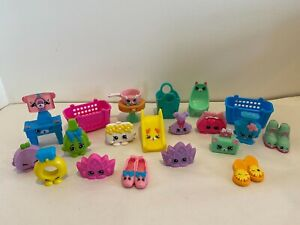 Shopkins McDonalds Happy Meal Happy Places Lot of 22-  ( #4)