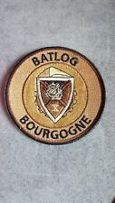 Patch d'épaule du Bataillon logistique Bourgogne Opération Barkhane Mali