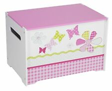 Children's MDF/Chipboard - Wood Effect Toy Boxes & Chests