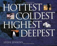 Hottest, Coldest, Highest, Deepest (Paperback or Softback)