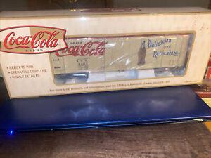 K-line Coke K762-5563 Train Woodside Reefer O Gauge x52