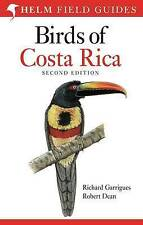 A Birds of Costa Rica by Richard Garrigues (Paperback, 2014)