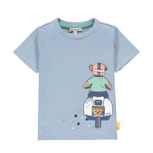 STEIFF  T- Shirt  Roller forever blue   Gr. 86 - 116 NEU