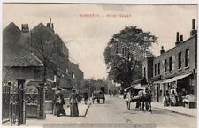 HOMERTON Hackney Dalston Victoria Park & Clapton - High Street - Charles Martin