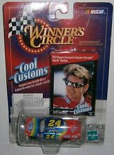 Jeff Gordon - Winners Circle 1998 Cool Customs 1963 Impala 1:64 Diecast Car