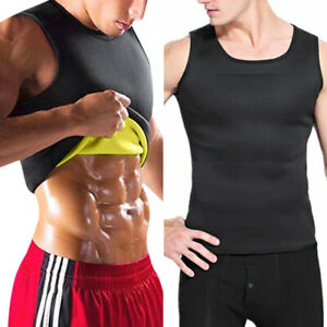 Mens Sleeveless Vest Sports Gym Fitness Bodybuilding Workout T-Shirt Tank Tops