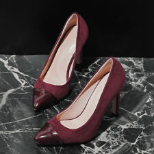 Damen Schuhe Pumps High Heels Fashion Elegant Party Business OL Gr.34-43 Modern