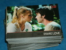 TRUE BLOOD 'Premiere Edition' Complete Base Set of 98 Trading Cards Sookie Stack