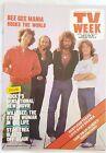 TV WEEK 1978 JUNE 10,BEE GEES Cover,RESTLESS YEARS,Blondie,Cop Shop,NEAR MINT