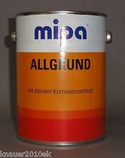 Mipa Allgrund 2,5 Liter  Grundierung weiß