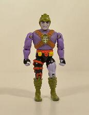 "Vintage 1986 Glove 3.75"" LJN Diecast Metal Action Figure Bionic 6 Six"