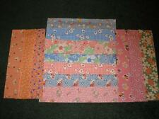 "Reproduction  FabricStrips 2"" x 10""~  CHEAP!!!  Order Any Amount"