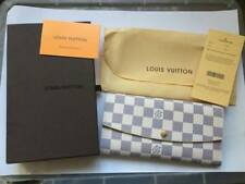 Louis Vuitton Damier Azur Womens Wallet