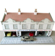 More details for kingsway, 0 gauge, second hand car dealership,  ready made.