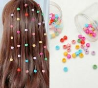 Mini Hair Claw Clips For Women Girls Cute Candy Colors Plastic Hairpins