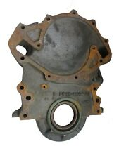 FORD OEM 429 460 Timing Cover Cast Iron F6HE6059AA Casting #F6HE-6059-AA