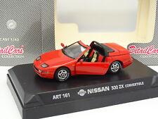 Detalle Cars 1/43 - Nissan 300 ZX Convertible Rojo